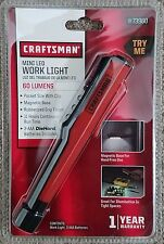 Craftsman LED Pocket Light - Red New!
