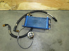 JDM Trust Greddy OIL Cooler Kits, Mitsubishi Lancer Evolution 4G63T EVO 4 5 6
