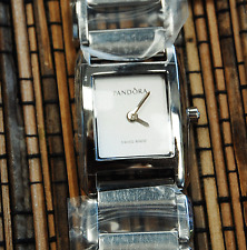 Genuine Pandora Watch Facets with Stainless Steel Strap - 811021WH