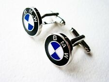 BRAND NEW HIGH QUALITY MEN'S DRESS CUFFLINKS - BMW DRIVER