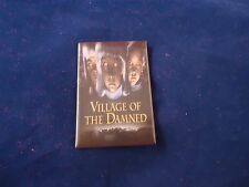 Village of the Damned Promotional Pin Button Pinback Badge
