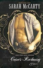 Caine's Reckoning (A Hells Eight Erotic Adventure), McCarty, Sarah, Good Book