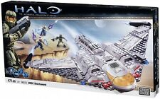 Mega Bloks Halo UNSC Shortsword Buildable Playset  – 96835 New – Rare