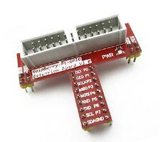 Raspberry Pi GPIO adapter board module for Raspberry Pi extension board