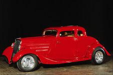 779006 1934 Coupé 2 portes FORD hot rod zz top réplique A4 papier photo