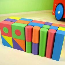 Educational EVA Foam Wonder Blocks Sponge Kids Children Early Learning Toys - SS