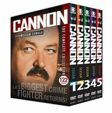 Cannon: The Complete Collection (DVD, 2015, 31-Disc Set)