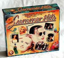 CD SUMMER HITS - 3 CD-Box - Steve Miller Band, The Darts u.a.