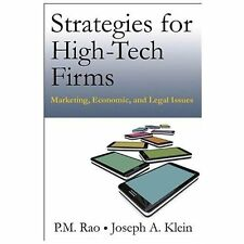 Strategies for High-Tech Firms: Marketing, Economic, and Legal Issues-ExLibrary