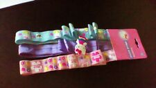 3 CUTE HELLO KITTY HEADBANDS NEW IN THE Package