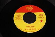 Wes Lee Band Soap Sally b/w Stage Door Queen 45 From Vault Unopen Box*