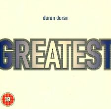 DURAN DURAN Greatest - CD + DVD