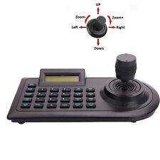Three Dimensional 3D keyboard controller for PTZ Zoom CCTV Camera,3D Joystick
