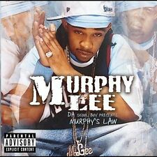 Murphy's Law [PA] by Murphy Lee (CD, Sep-2003, Universal Distribution)
