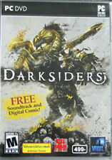 **  Darksiders  ** PC DVD GAME * Steam Brand new Sealed **