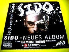 SIDO - ICH UND MEINE MASKE   2-CD Special Edition, Plastikschuber NEU & OVP