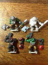 Warhammer 40K Ork Tankbustas. Clásico. Metal fuera.