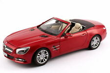 NOREV 2012 MERCEDES BENZ SL 1:18 RED *BACK IN STOCK- Rare Dealer Edition!