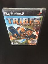 Tribes Aerial Assault PS2 New Playstation 2 Game