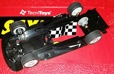 NEW SCX DIGITAL & Analog Mercedes-Benz C-DTM 2007 Rolling Chassis with V3 ARS