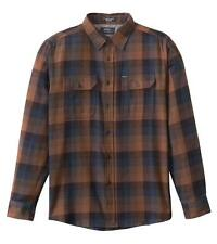 MATIX Rivington Flannel Shirt (S) Black