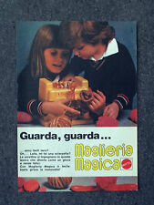 F273-Advertising Pubblicità- 1975 - MAGLIERIA MAGICA MATTEL