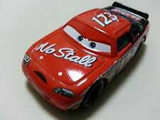 Mattel Disney Pixar Cars No.123 No Stall Diecast Toy Car 1:55 Loose New In Stock