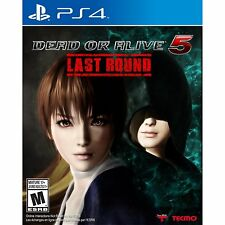 PS4 Games Dead Or Alive 5 Last Round Brand New & Sealed