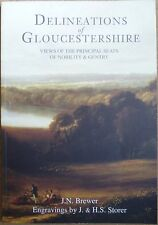 Gloucestershire Delineation of, Views of the Principal Seats of Nobility New