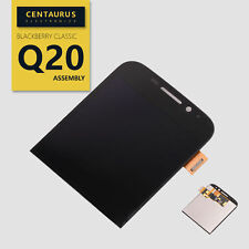Touch screen Digitizer LCD Display Replacement For BlackBerry Classic Q20 Black