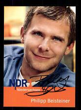 Philipp Beisteiner Autogrammkarte Original Signiert # BC 82265