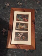 Great Set Of Framed early 20Th Century Postcards