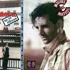 MIGUEL MATEOS & ZAS solos en America MEXICAN CD with 3 Extended Dance Remixes!
