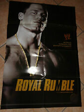 POSTER LOCANDINA MANIFESTO DEL FILM ROYAL RUMBLE CM 59X88,4 RAW WRESTLING