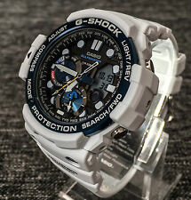 CASIO G SHOCK GN-1000C-8AER GULFMASTER TWIN SENSOR ANALOGUE & DIGITAL BRAND NEW