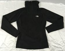 The North Face Women's Isotherm 1/4 Zip Fleece Jacket TNF Black NWOT $85 L