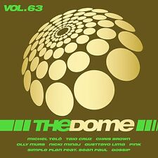 2CD*THE DOME VOL. 63***NAGELNEU & OVP!!!