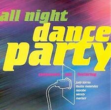 : All Night Dance Party  Audio Cassette