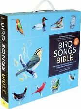Bird Songs Bible: The Complete, Illustrated Reference for North American Birds,