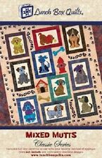 Mixed Mutts Classic Series by Lunch Box Quilts