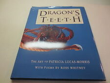 Dragon's Teeth by Ross Whitney (1992, Hardcover) signed both authors limited ed.