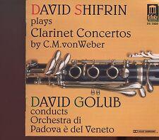 David Shifrin / David Shifrin Plays Clarinet Concertos by C.M. von Weber
