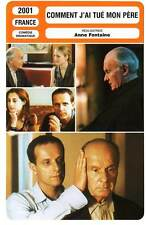 FICHE CINEMA : COMMENT J'AI TUE MON PERE - Bouquet,Berling 2001 My Father and I