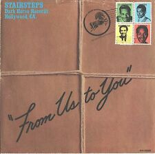 STAIRSTEPS--PICTURE SLEEVE ONLY--(FROM US TO YOU)--PS--PIC--SLV