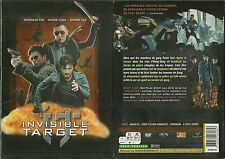 DVD - INVISIBLE TARGET avec JAYCEE CHAN, NICHOLAS TSE ( COLLECTOR )