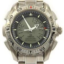 Authentic OMEGA REF. 3290 50 Speedmaster x-33 TI Quartz  #260-001-796-9055