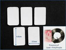 5 Test Testing Paper, Presence of Lead & Lead Salts, In Surfaces & Solutions