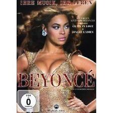 """BEYONCÉ KNOWLES """"IHRE MUSIK,IHR LEBEN"""" DVD NEUWARE"""
