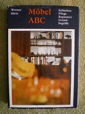 Möbel ABC DDR Fachbuch / Reparatur Einrichtung
