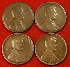 1916-S 1917-S 1918-S 1919-S ALL FOUR COINS FOR ONE PRICE HARD TO FIND LW1482